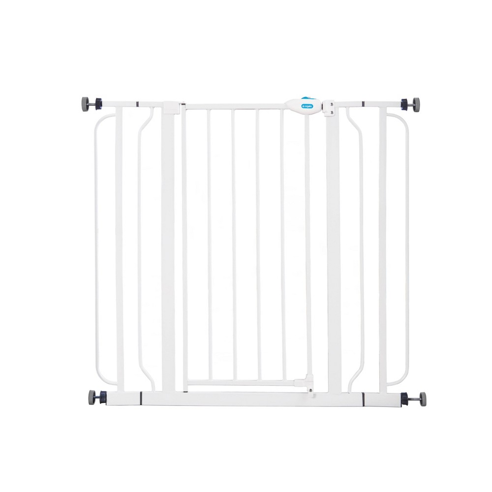 Image of Regalo Wall Safe Extra Tall Walk Through Safety Gate