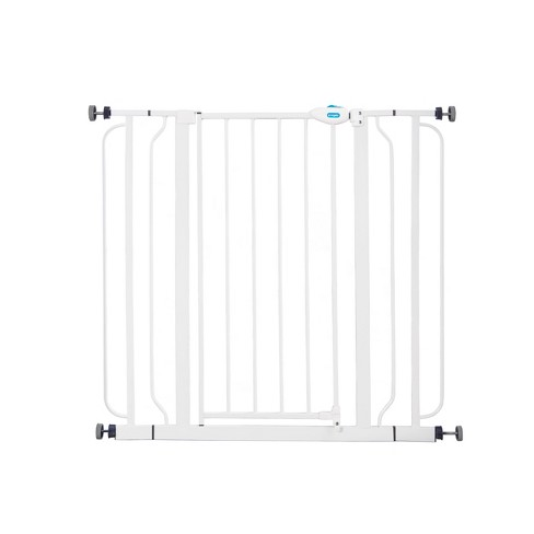 Regalo Wall Safe Extra Tall Walk Through Safety Gate - image 1 of 4