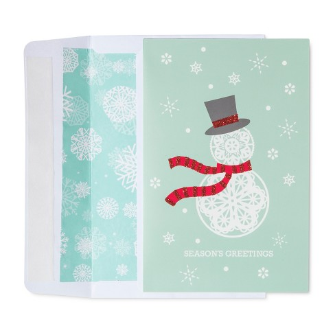 American Greetings 40t Polar Bear Holiday Boxed Cards - image 1 of 1