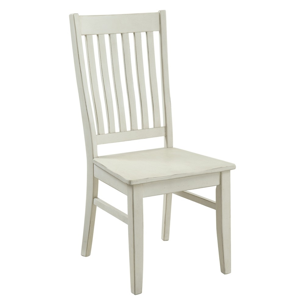 Christopher Knight Home Orchard Park Dining Chair White