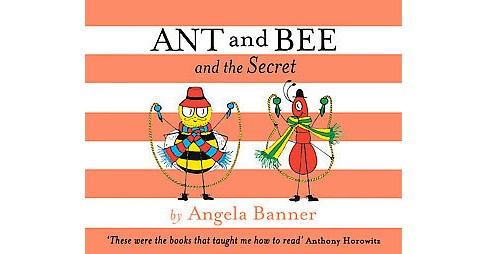 Ant and Bee and the Secret (Hardcover) (Angela Banner) - image 1 of 1