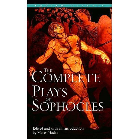The Complete Plays of Sophocles - (Paperback) - image 1 of 1