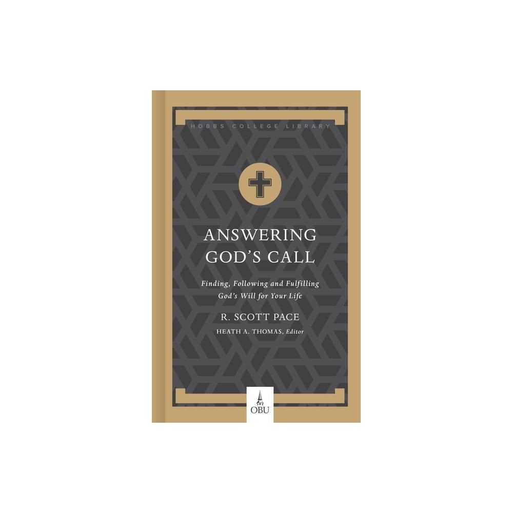 Answering God S Call Hobbs College Library By Pace Hardcover