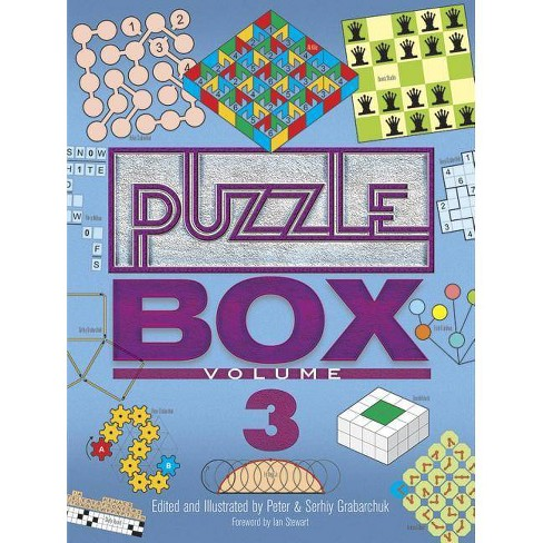 Puzzle Box, Volume 3 - (Paperback) - image 1 of 1