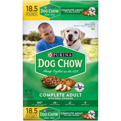 Dog Food: Purina Dog Chow Complete Adult