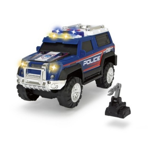 Dickie Toys Police SUV - image 1 of 4