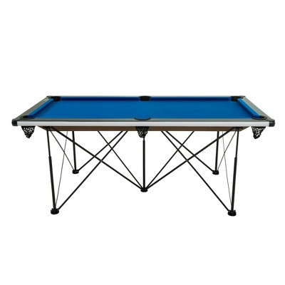 "Triumph 72"" Pop Up Play and Stow Billiard Table"
