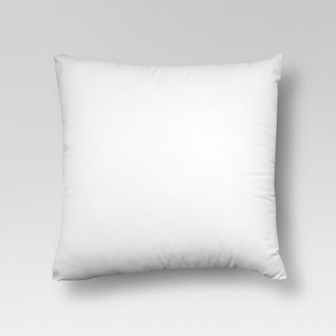 Throw Pillow Insert White Threshold Target