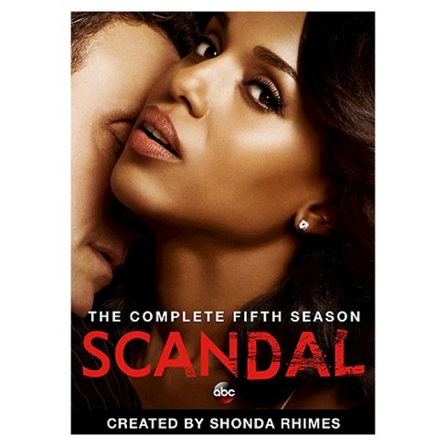 Scandal: The Complete Fifth Season (DVD) - image 1 of 1