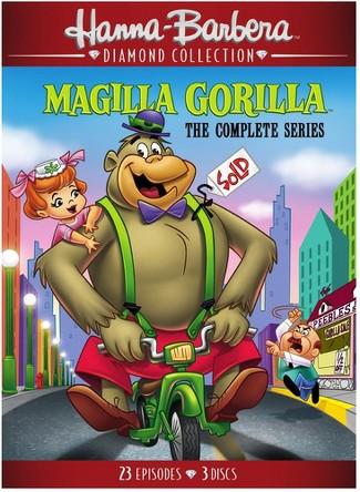 Magilla Gorilla: Complete Series (DVD)