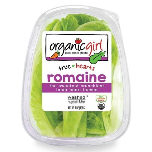 Organic Girl Romaine Heart Leaves - 7oz - image 1 of 3