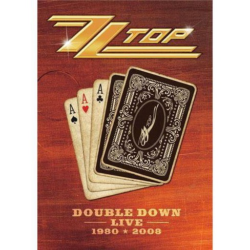 ZZ Top: Double Down Live (DVD) - image 1 of 1