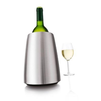 Vacu Vin Elegant Active Cooler Wine Stainless Steel