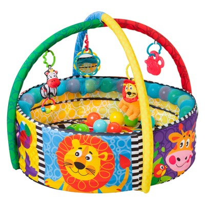 Playgro Ball Activity Nest Gym