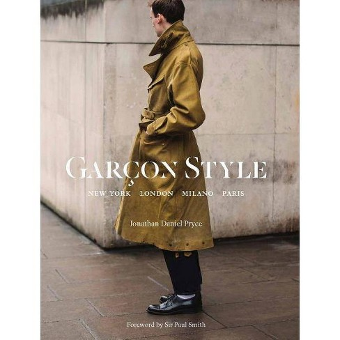 Garçon Style - by  Jonathan Daniel Pryce (Paperback) - image 1 of 1