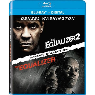 The Equalizer: 2-Movie Collection (Blu-ray + Digital)