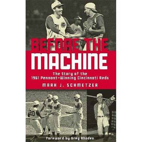 Before the Machine - by  Mark J Schmetzer (Hardcover) - image 1 of 1