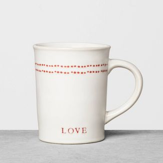 Valentine's Day Heart Mug - Hearth & Hand™ with Magnolia