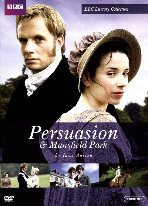 Persuasion & mansfield park (DVD) - image 1 of 1