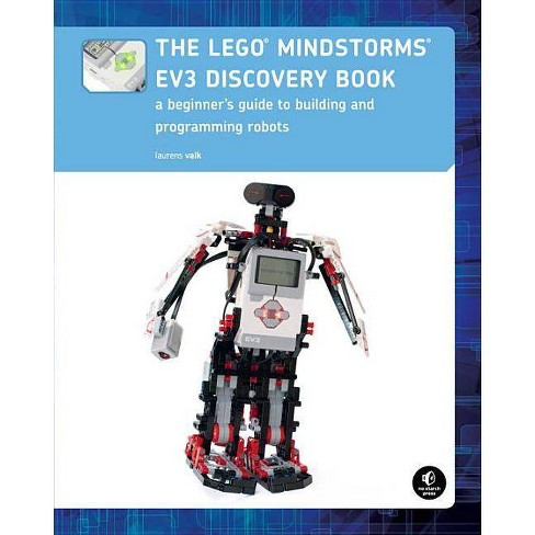 The Lego Mindstorms Ev3 Discovery Book - by  Valk (Paperback) - image 1 of 1