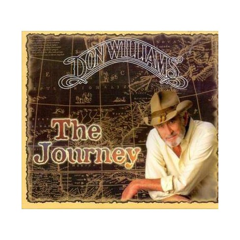Don Williams - Journey (CD) - image 1 of 1