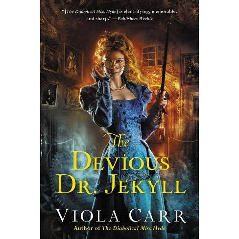 Devious Dr Jekyll PB - (Electric Empire Novels) by  Viola Carr (Paperback) - image 1 of 1