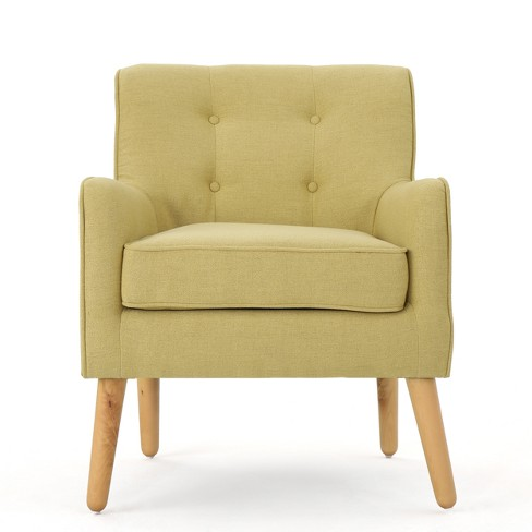 Felicity Mid-Century Armchair - Christopher Knight Home - image 1 of 4