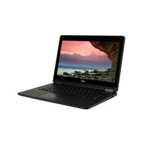 Dell Latitude E7270 Laptop,Core i5-6300U 2.4GHz 6th Gen Processor, 8GB Memory, 512GB SSD, Win 10 Pro(64-bit) Manufacturer Refurbished - image 1 of 4