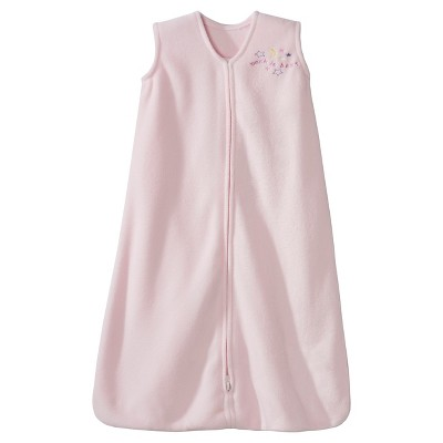 Halo Innovations SleepSack Wearable Blanket Micro Fleece - Pink S