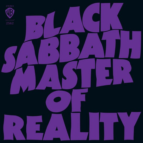 Black Sabbath - Master of Reality (Vinyl) - image 1 of 1