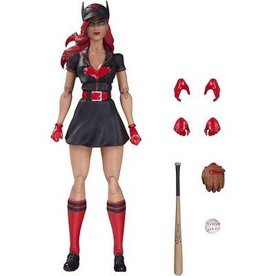 DC Comics Bombshells Wonder Woman Designer Series Action Figure By Ant Lucia
