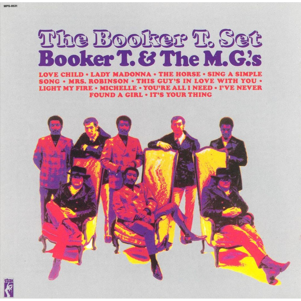 Booker T & The Mgs - Booker T Set (CD)