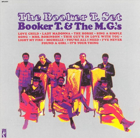 Booker t & the mgs - Booker t set (CD) - image 1 of 1