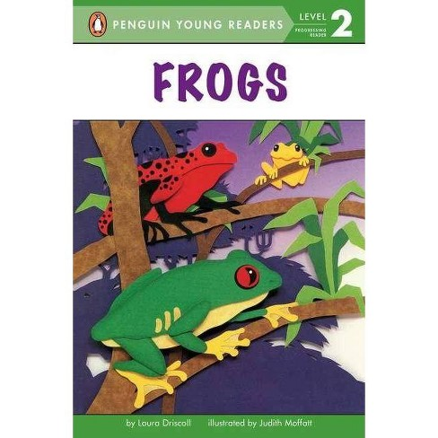 Frogs - (Penguin Young Readers, Level 2) by  Laura Driscoll (Paperback) - image 1 of 1