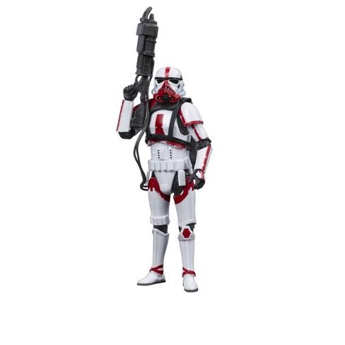 Star Wars The Black Series Incinerator Trooper - image 1 of 4