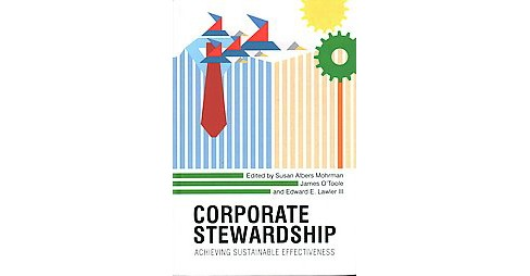 Corporate Stewardship : Achieving Sustainable Effectiveness (Hardcover) - image 1 of 1