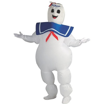 Ghostbusters Ghostbusters Inflatable Stay Puft Marshmallow Man Adult Costume