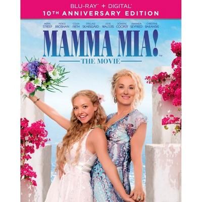 Mamma Mia:Movie (10th Anniversary Edition (Blu-ray + Digital)