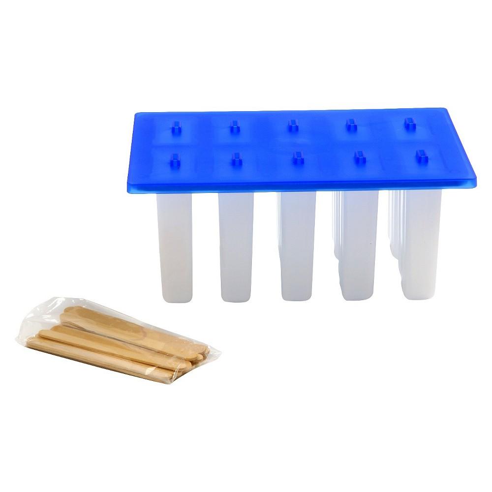 Image of Norpro Popsicle Maker, food molds