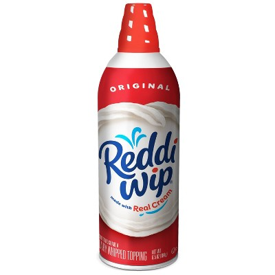 Reddi-wip Original Whipped Cream - 6.5oz