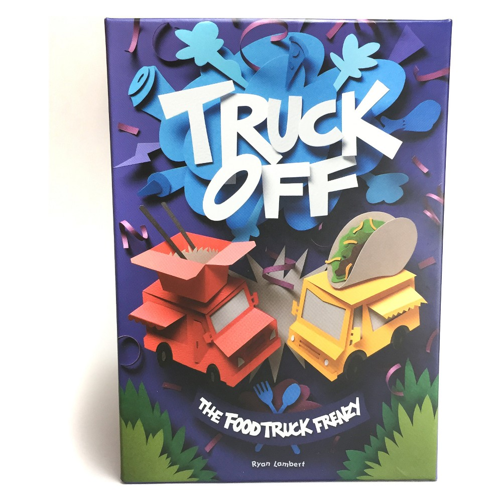Image of Truck Off Game, Board Games