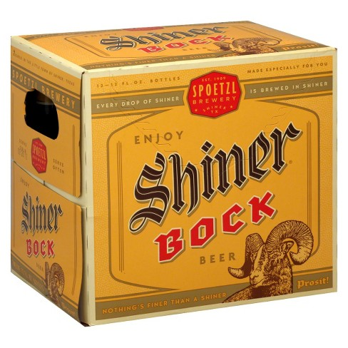 Shiner® Bock Beer - 12pk / 12oz Bottles - image 1 of 1
