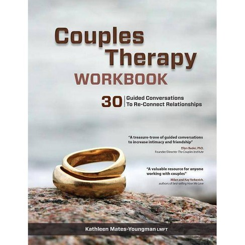 Couples Therapy Workbook - by  Kathleen Mates-Youngman (Paperback) - image 1 of 1
