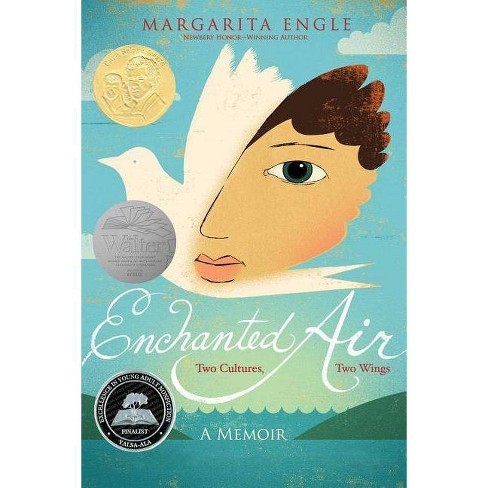 Enchanted Air - by  Margarita Engle (Paperback) - image 1 of 1