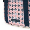 Dabney Lee by Arctic Zone Expandable Lunch Tote - Gwenie Print - image 4 of 4