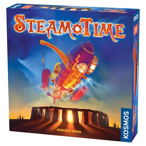 Thames & Kosmos Steam Time Board Game - image 1 of 3
