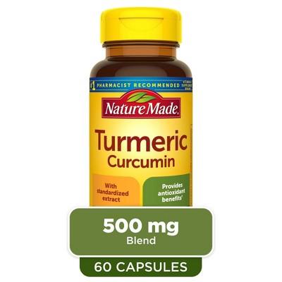 Nature Made Turmeric Curcumin Capsules