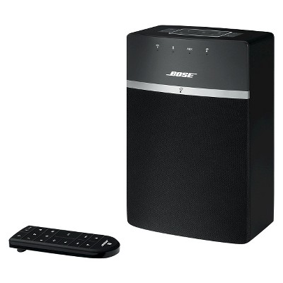 Bose® SoundTouch 10 wireless music system - Black (731396-1100)