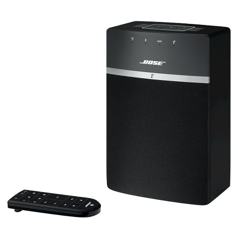 Bose® SoundTouch 10 wireless music system - Black (731396-1100) - image 1 of 4