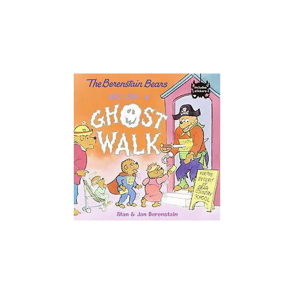 The Berenstain Bears Go on a Ghost Walk ( The Berenstain Bears) (Paperback) by Stan Berenstain